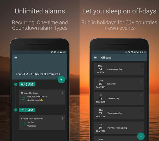 amdroid-alarm-clock