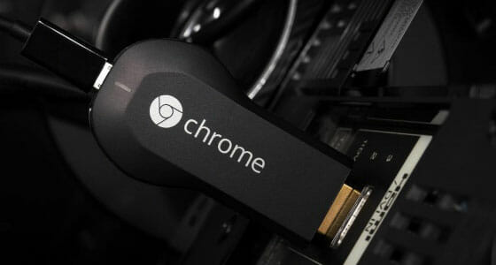 Know the simple way to reboot the Chromecast Device