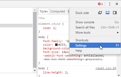 Disable Loading Webpage from Cache in Chrome