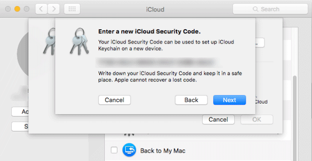 generate-icloud-security-code-on-mac