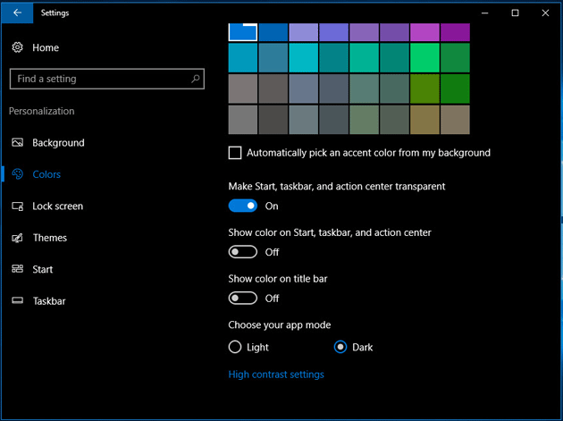 How-to-Enable-Dark-Theme-in-Windows-10-Settings-Panel