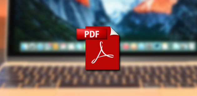 How to Extract Page From PDF in Mac