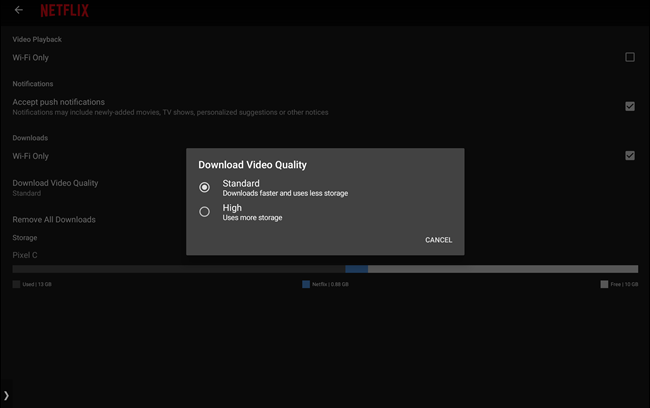 Download Videos from Netflix