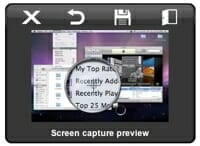 Screenshot Plus Dashboard Widget for Mac