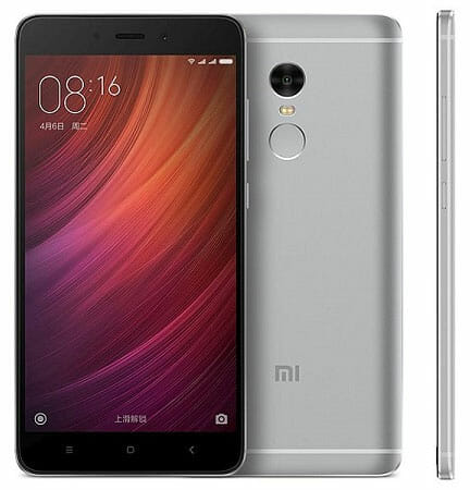 Xiaomi Note 4 Specifications, Features and Price