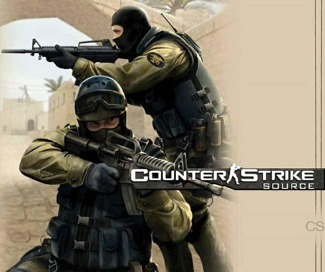 an overview of the computer game counter strike And the first person shooter game counter-strike:  typically companies selling computer hardware,  gambling on esports using counter-strike:.