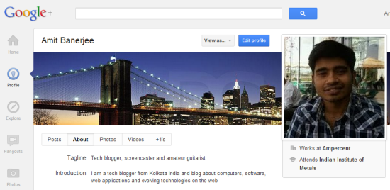 google plus new cover photo
