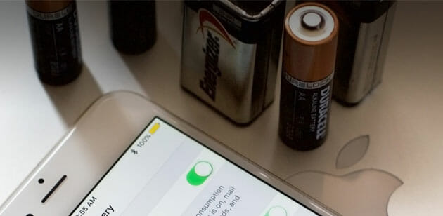 5 Things That Can Increase Your iOS 9 Battery Backup