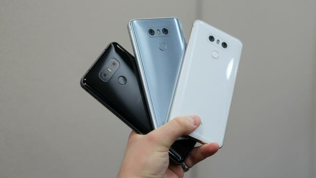 LG G6 Specs Overview