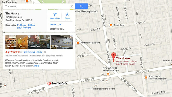 new google maps_search