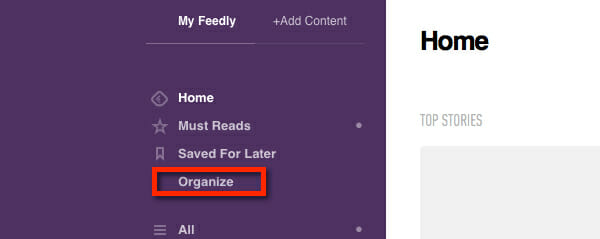 click_organize_Import or Export Feedly Subscriptions to OPML