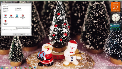 Download Read Christmas Theme For Windows7