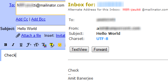 Control Spam emails