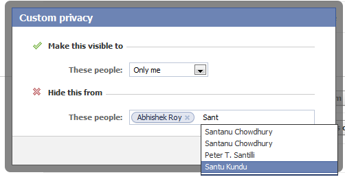Allow Specific Facebook Friends to Tag you In Pictures