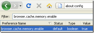 browser-cache-memory