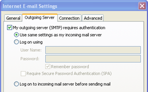email acoount settings3