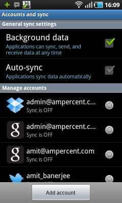 Remove Background Sync And Conserve Battery Power