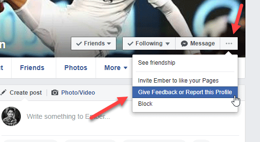 How To Delete A Facebook Account Which Is Impersonating You