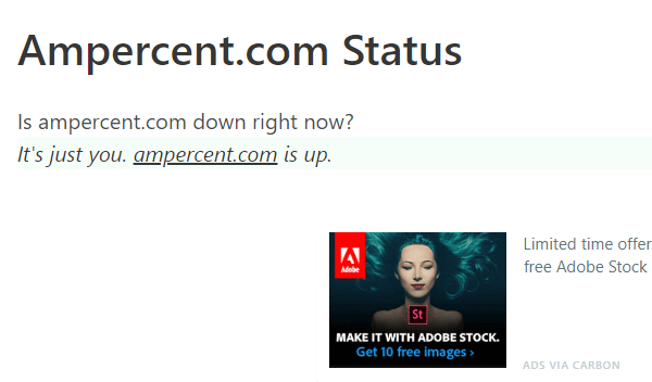 Some Websites Are Not Opening On Your Computer