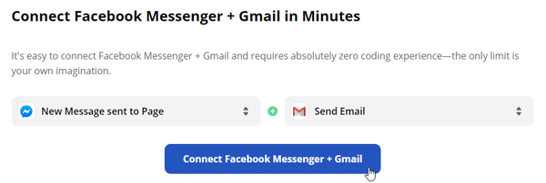 How to Forward Facebook Messages To Gmail