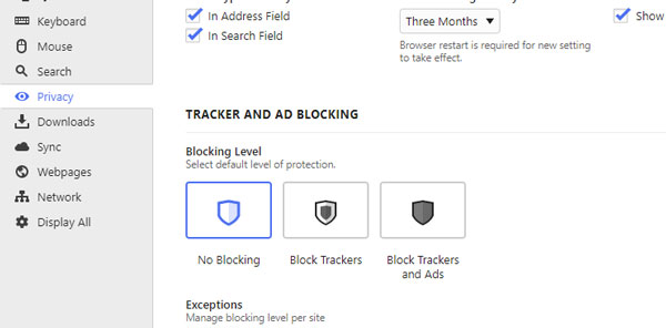 How To Enable In-Built Ad Blocker In Vivaldi Browser