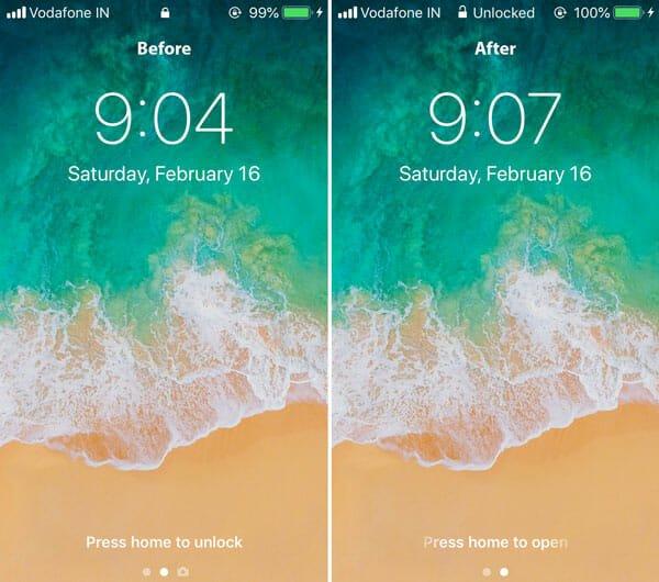 Remove Camera From iOS 12 Lock Screen