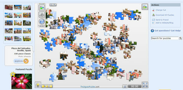 The Best Sites For Free Online Jigsaw Puzzles
