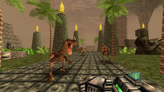 Most Popular Offline Dinosaur Games