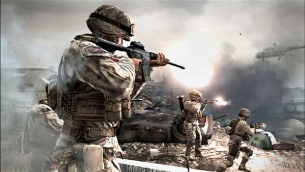 Best War Games For Xbox One