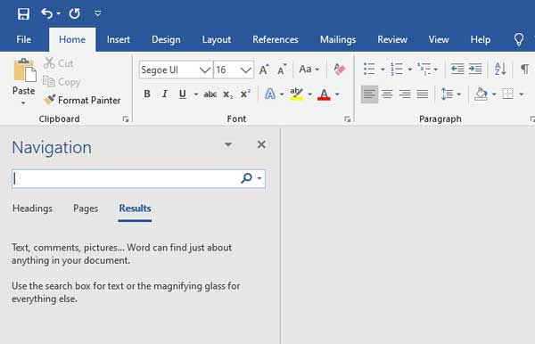The Easiest Method To Find Text In Microsoft Word
