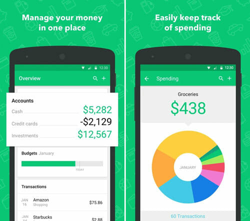Best Spending Tracker Apps For Android And iOS