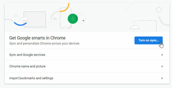 How To Synchronize Google Chrome Settings And Bookmarks Across Multiple Devices