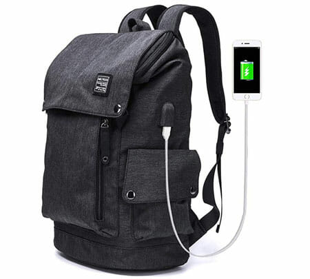 Most Tech-Friendly Backpacks