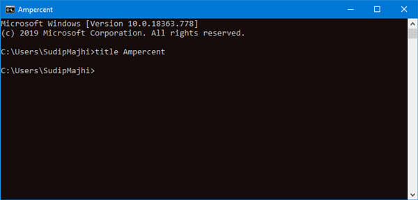Less Known Command Prompt Tricks You Should Know