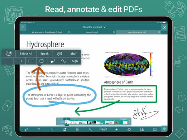 Best PDF Editors For iPhone And iPad