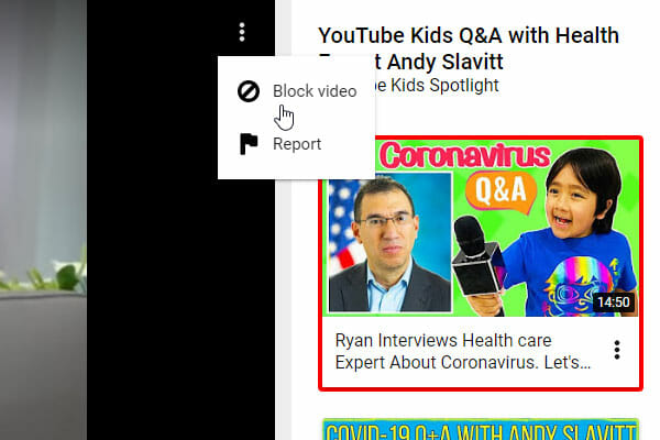 How To Block Videos On YouTube Kids