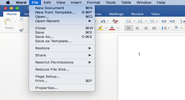 Best Microsoft Word Tips and Tricks for Mac