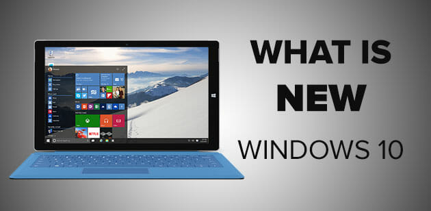 What is New in Windows 10 January Build