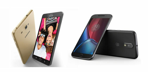 Samsung Galaxy J Max vs Motorola Moto G4 Plus Comparison