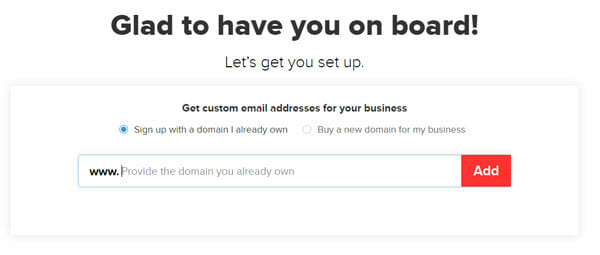 How to Create Custom Email ID with Zoho Mail