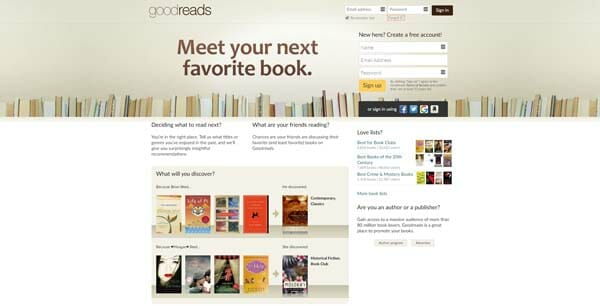 Best Sites for Book Lovers