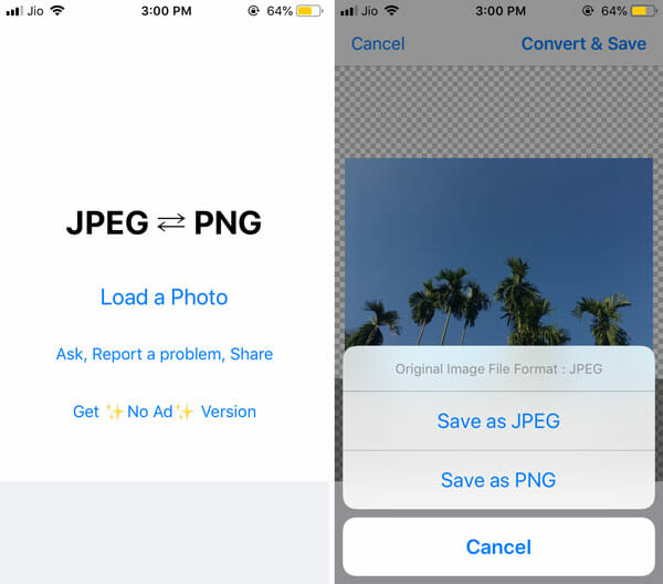 JPEG, PNG, Image File Converter Best Image Format Converter Apps for iOS