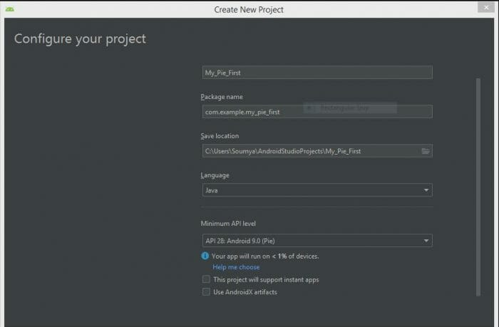 android-studio-android-9-pie-project-10