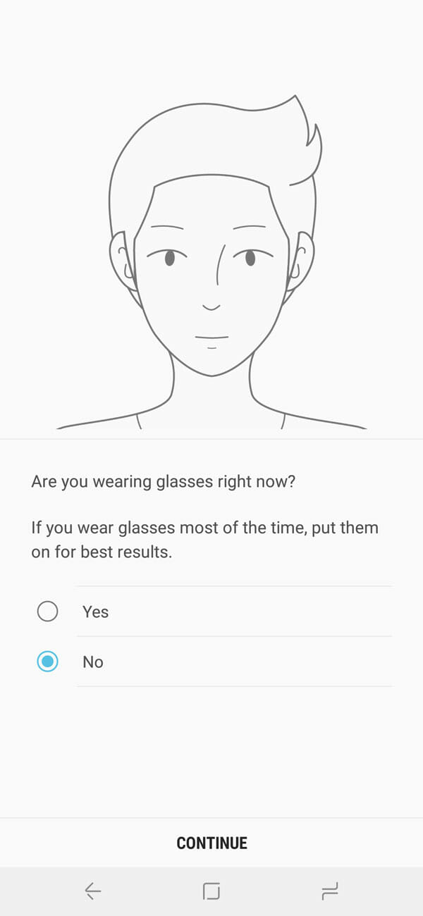 Face Recognition Is Not Working In Samsung Mobiles