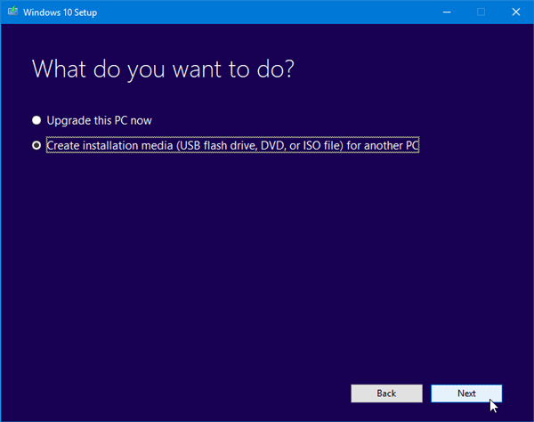 How To Clean Install Windows 10 v1903