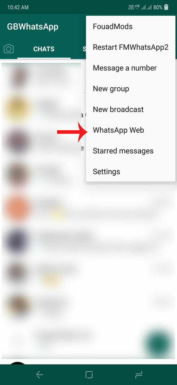 How To Use One WhatsApp Account On Two Mobiles