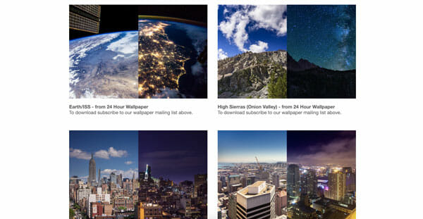 24 Hour Wallpaper Best Websites To Download Dynamic Wallpaper for Mac