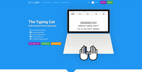 Best Sites For Testing Your Typing Speed
