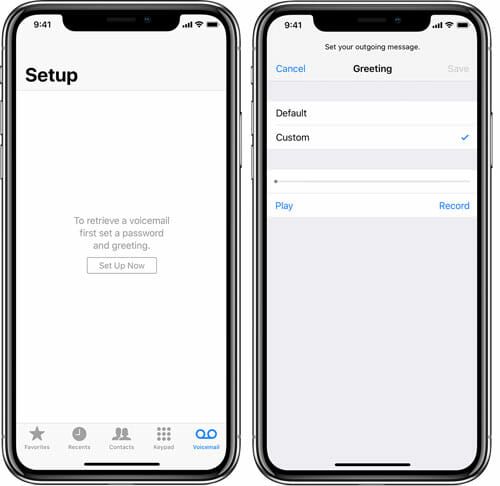 How To Enable And Use Visual Voicemail In iPhone