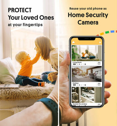 Best Security Camera Apps For iPhone And iPad